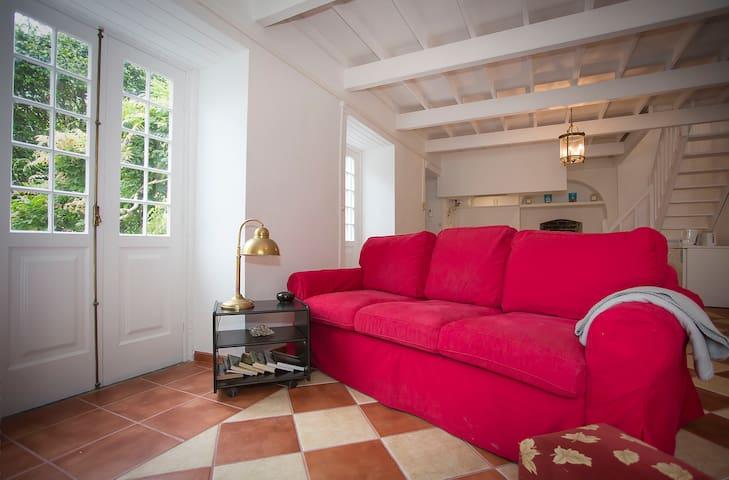 Azores Green Villas - T2 - S. Vicente Ferreira - บ้าน