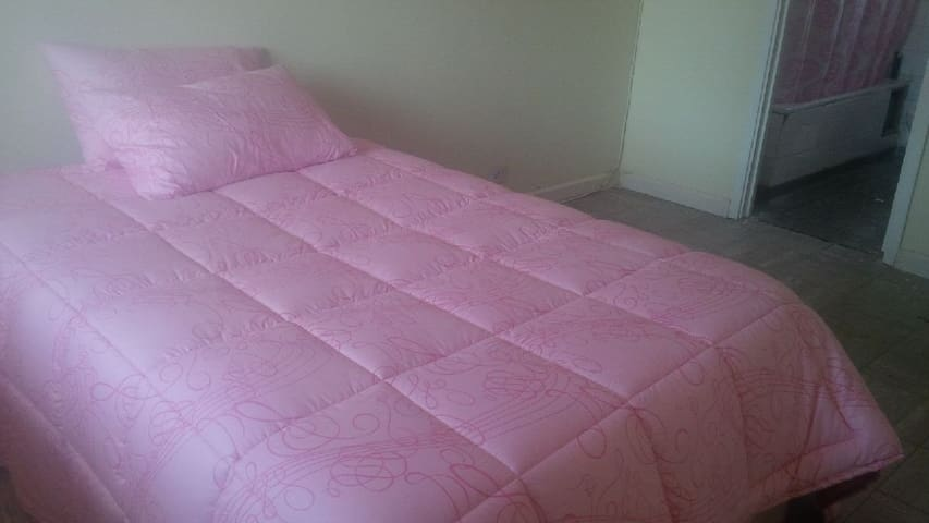 Homely house near the airport - ladies only - Nairobi - Casa