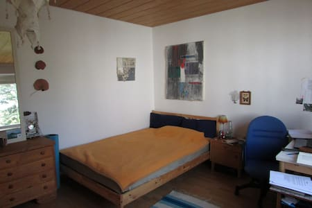 Beautifull and central room - Nürtingen - Appartement