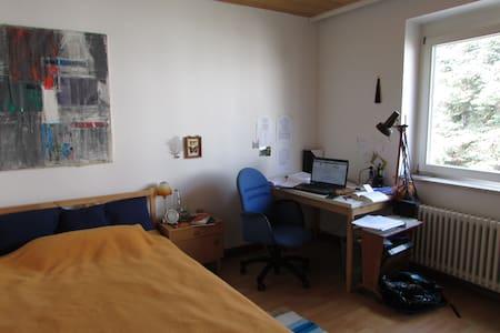 Beautifull and central room - Nürtingen - Condominium