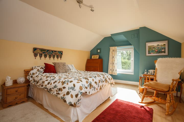 Wimborne house - double & single - Wimborne - Bed & Breakfast