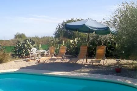 Lovely house with garden and pool - Benicarló