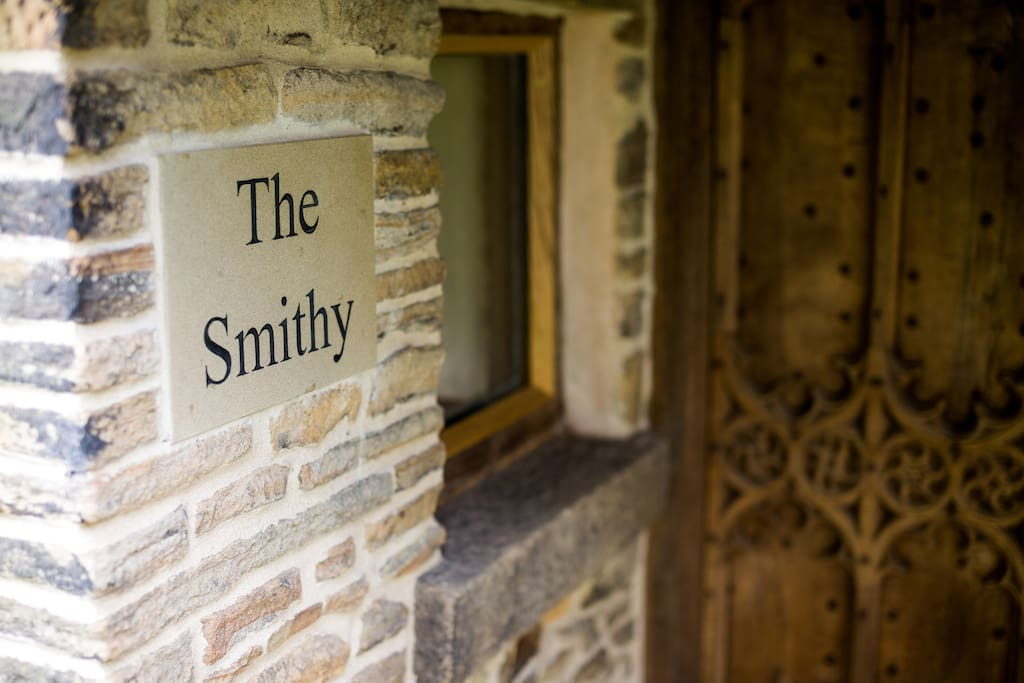 Arriving at the Smithy