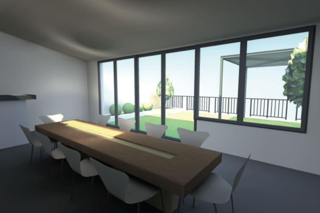 Coworking avec toit terrasse louer marseille for Toit terrasse marseille