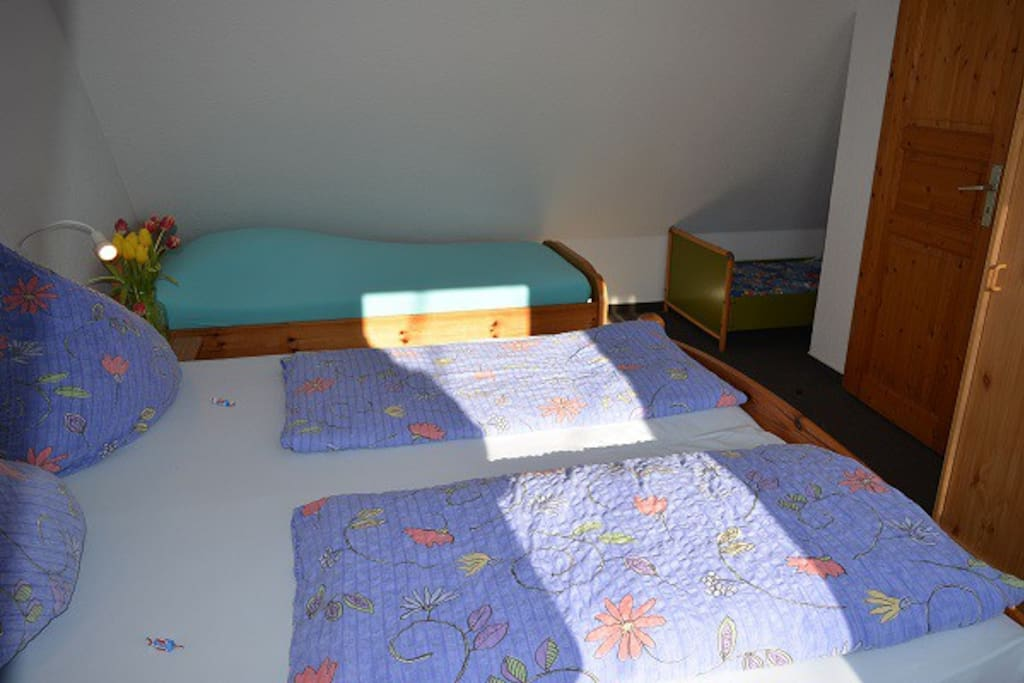1. Schlafzimmer FeWo 5