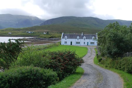 Tarbert Cottage in Aline Estate