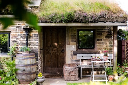 Allmans Heath Cottage Smithy - Glossop - 小平房
