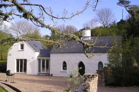 Shute Cottage, Manorbier - Tenby