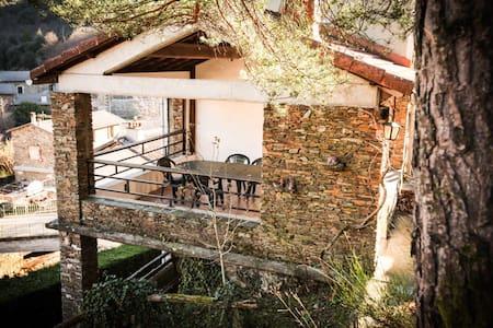La Maison Verte en Cévennes - Les Plantiers - Flat