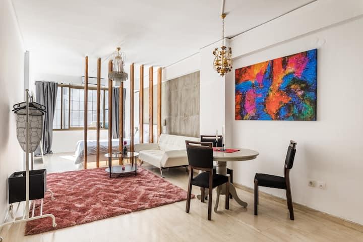 Tsimiski double suites #10 city centre
