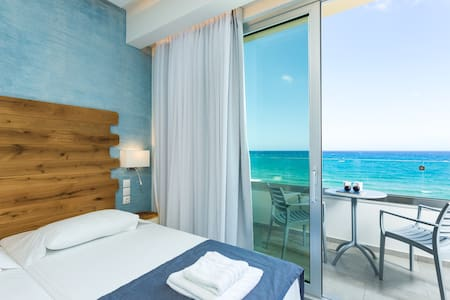 Bedroom highlight: View of the Sea