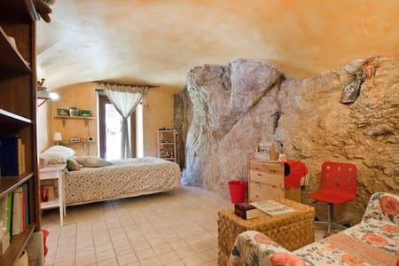 Pace,tranquillità,bellezza e natura - Cottanello - Wohnung
