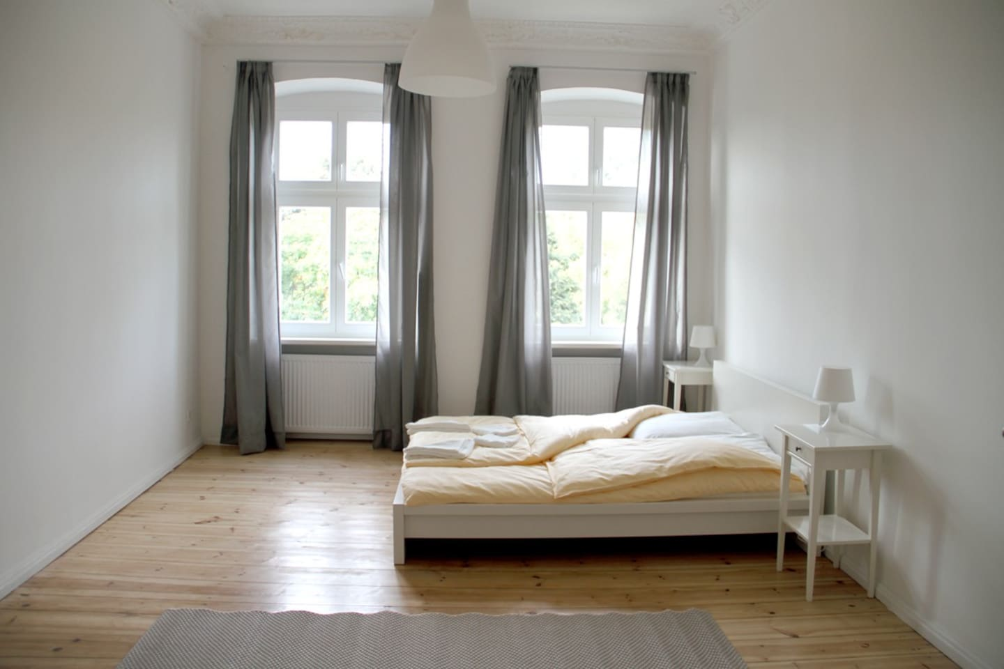 4 Bedroom Apartment at Mauerpark