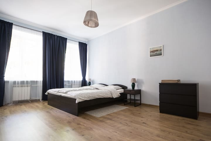 Stylish flat near Isaac Cathedral - Санкт-Петербург - Hus