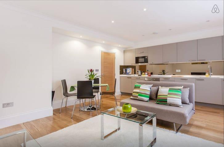 II. Luxurious Central Soho Flat - Londres