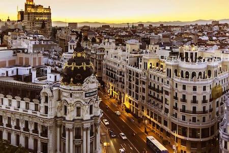 ROOM MADRID , B.Salamanca, BDB - Madrid