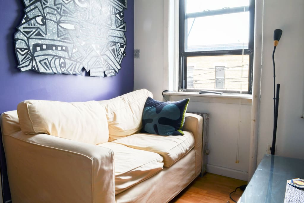 One Bedroom Apt in HIP Bushwick!