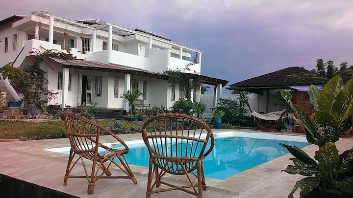 Nakupenda , Apartment Bouganville