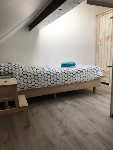 1 persoons slaapkamer