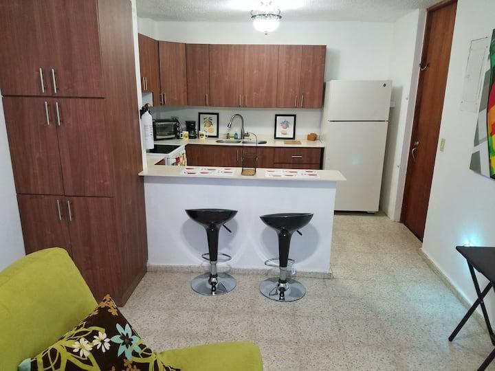 Charming Centric Location ♡ San Juan Suite 1A