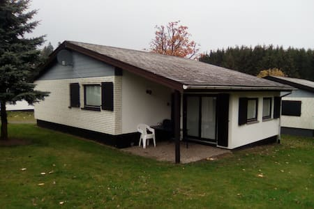 Vrijstaande bungalow in Willingen-Usseln - Willingen - 小平房