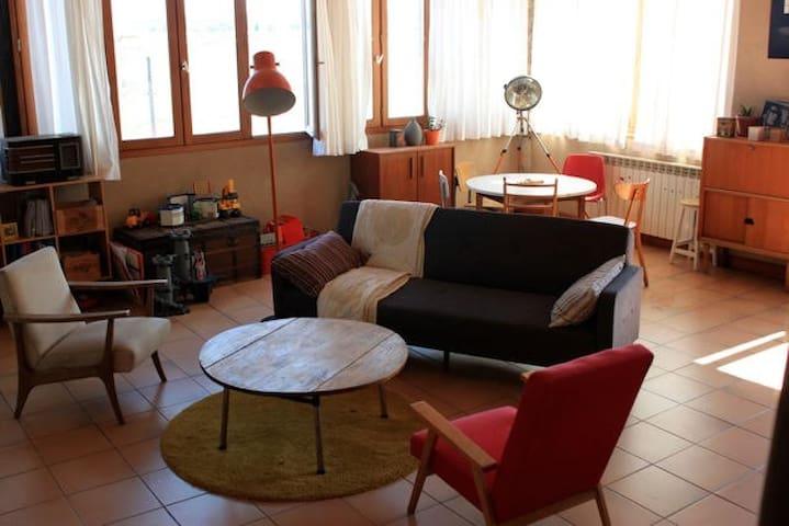 Appartement loft de caractère - Auch - Apartment