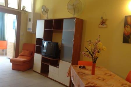 Lovely beachfront flat near Pescara - Montesilvano - Apartment