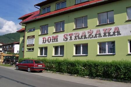 Hostel nad Jeziorem pokój nr 101 - Międzybrodzie Żywieckie - 旅舍