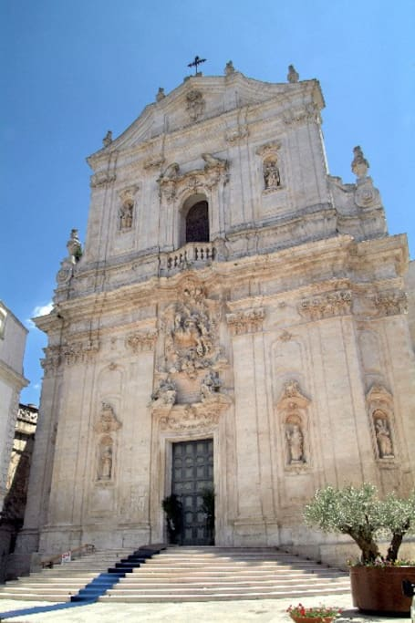 Basilica di San Martino (5')