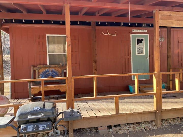 Camp @ Cloudcroft Cozy Cabin