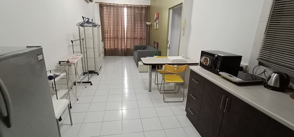 Comfortable 1BR stay for Couples and Family in Subang Jaya