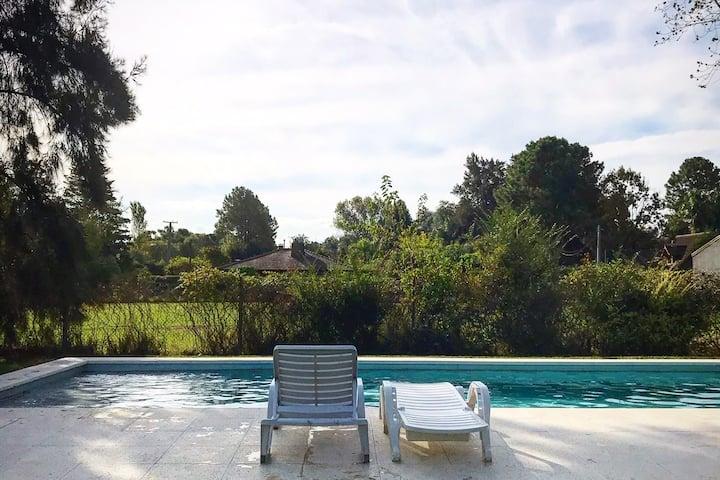 Casa quinta - Cozy Country House in El Remanso