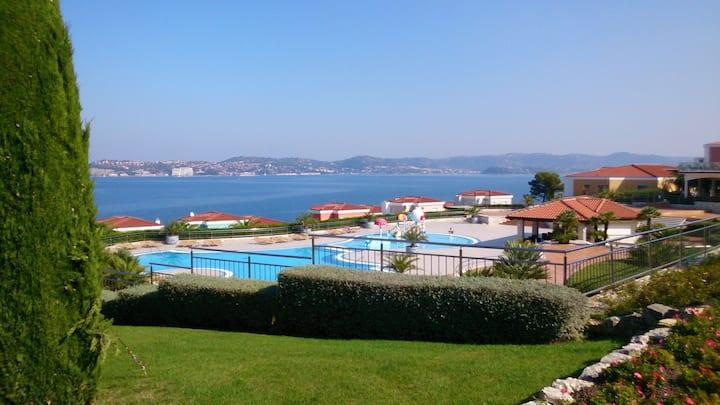 Sea view Apartment & Golf Resort