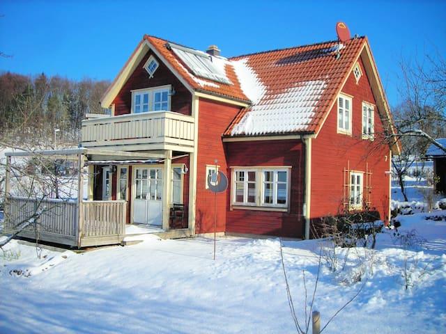 Holzferienhaus Sattelmannsburg - Gössweinstein - Casa