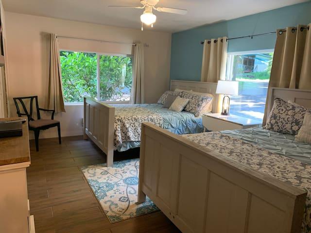 Cedar Suite at Taylor Creek Lodge