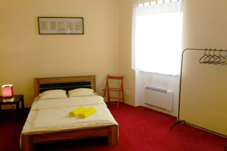 Large room near  Charles Bridge