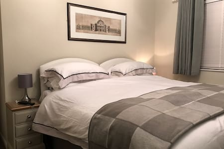 Luxury Double room super king bed - Stamford