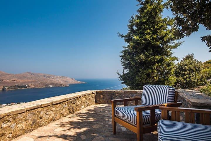 Villa SailAway in Leros - Agia Marina - Huvila