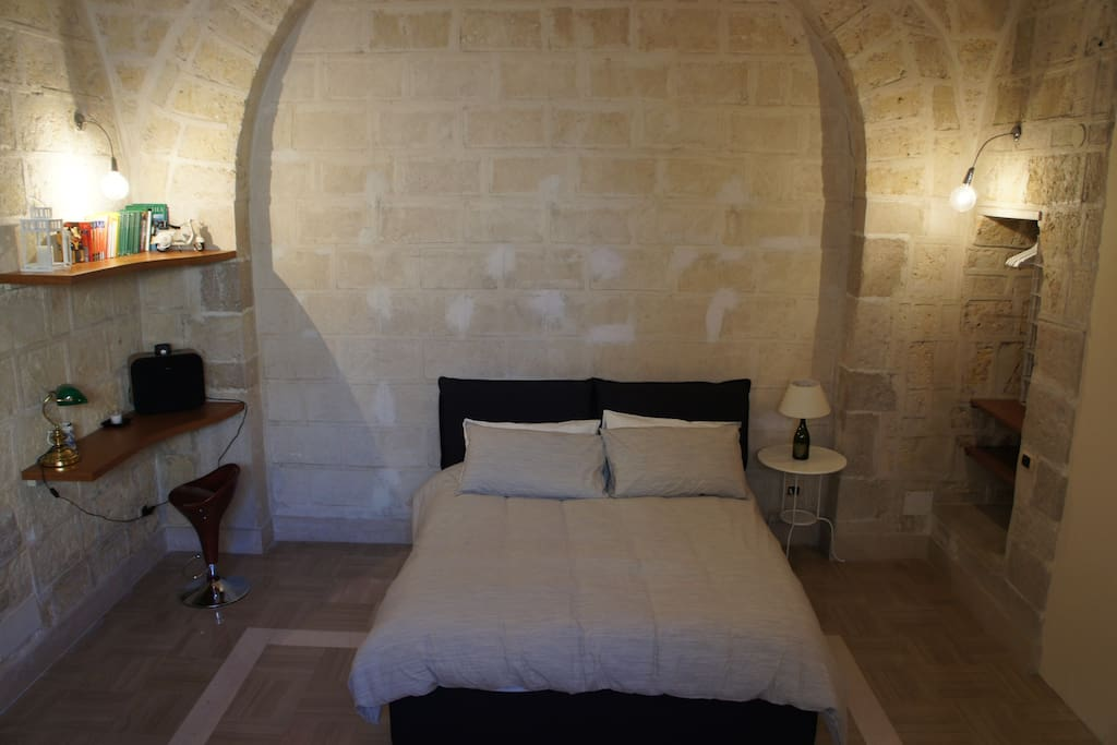 Two room apartment cavour 126 trani centro lofts for rent in