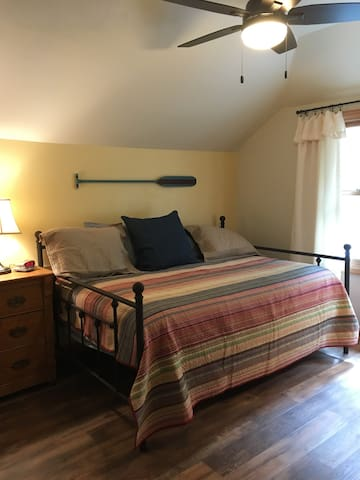 Upstairs Second Bedroom