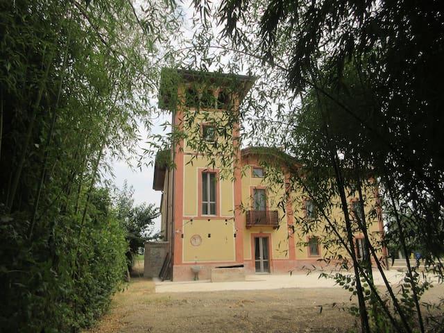Villa Laura Agritourism - Parma - Huis