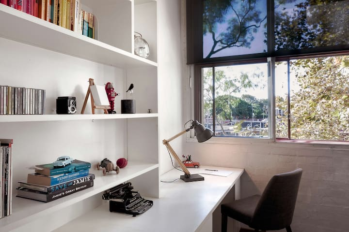 Watertower Apartment by Redfern Station