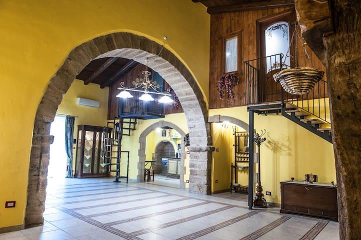Il vecchio frantoio Augusta Siracusa -Villa Deluxe