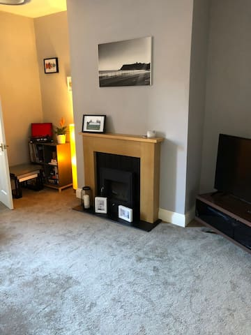 Spacious Newcastle flat near city centre