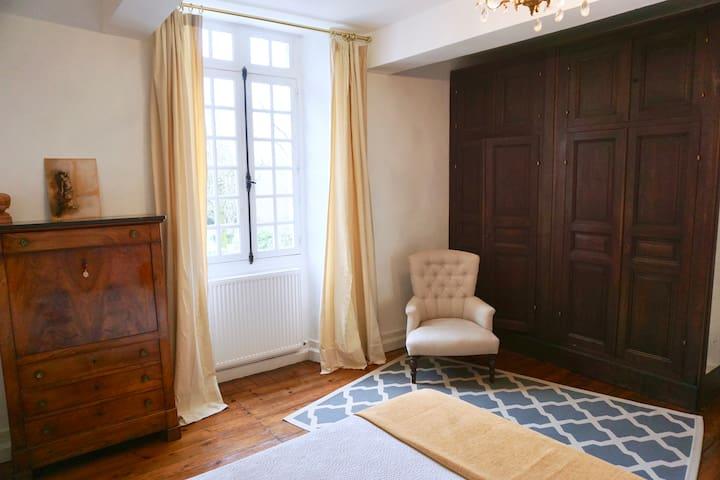 Suite Ambre - chambre 1