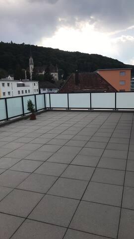 Big, bright and cozy 3.5 in Villmergen ( Aargau)