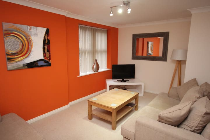 Homely 2 Bedroom Apartment (Y1) - Newcastle upon Tyne - Wohnung