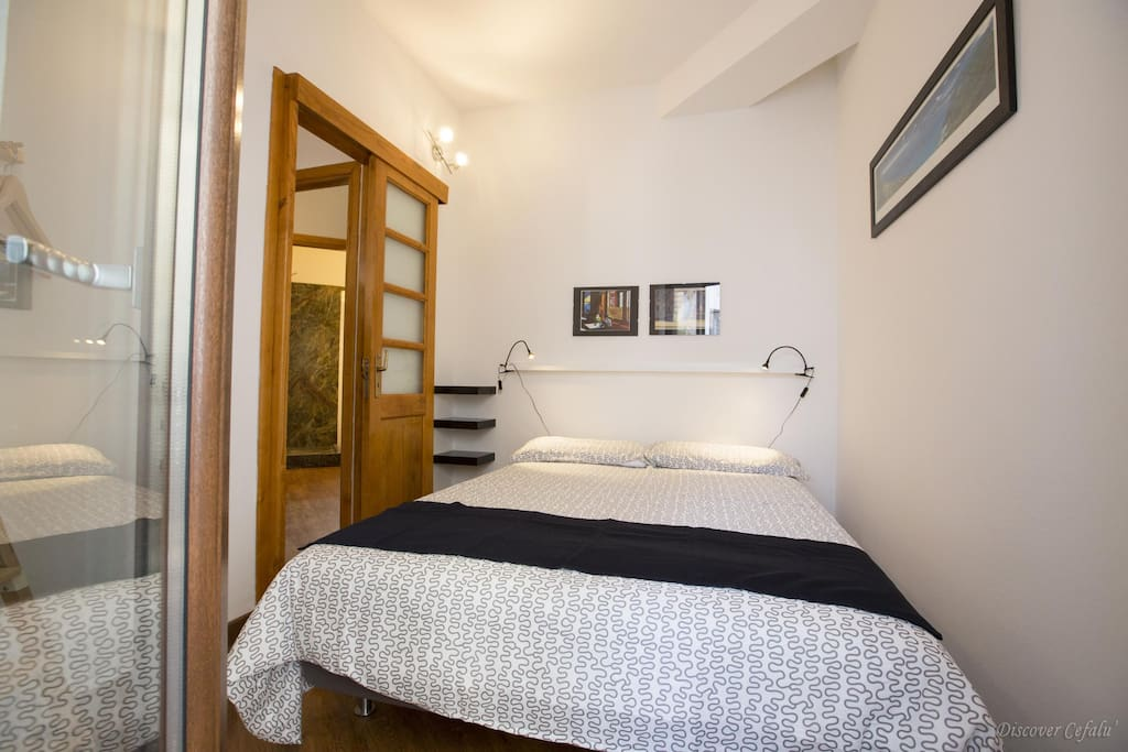 One of two double bedrooms