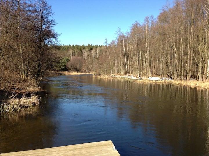Dom Bory Tucholskie Spływy Kajakowe