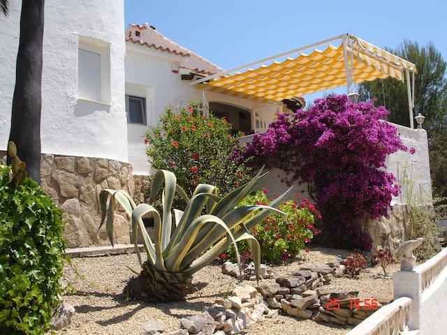 Casa Rana - Moraira - Casa de camp